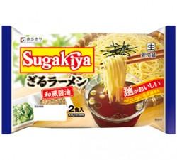 Sugakiyaざるラーメン2食