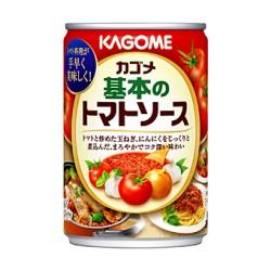 カゴメ 基本のトマトソース 295g:美味しく手早くトマト料理が仕上がります。