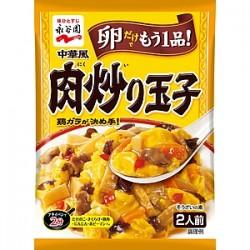 中華風肉炒り玉子