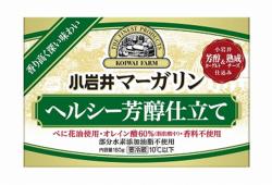 小岩井 マーガリン【ヘルシー芳醇仕立て】 180g