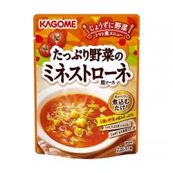 カゴメ たっぷり野菜のミネストローネ用ソース