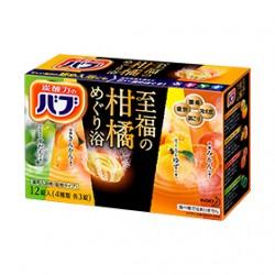 バブ 至福の柑橘めぐり浴 [12錠入]